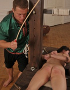 Bound for a strong caning