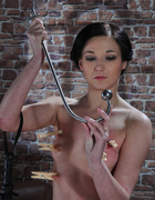 Slave self-torture