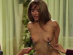 Bondage, BDSM, Humiliation And Rough Sex.