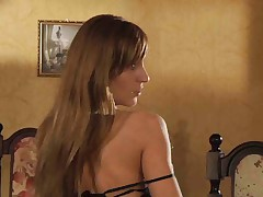 The hooker forced to fuck in unpleasant bondage sex.