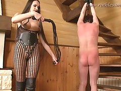 Beauty, glamour, and peaking pain! This is what RuthlessMistress is all about...