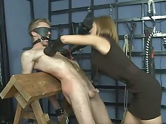 You don't mess with Megan, otherwise you're in huge trouble. All naughty boys..