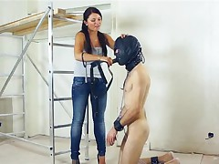 Megan is tall, strong and highly dominating. When she's towering above you,..