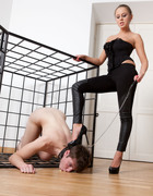 Mistress's tender pet