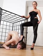 Mistress's tender pet