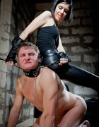 In Mistress's dungeon