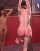 Brutal caning of pretty girl, pic #5