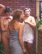Bathhouse beatings for filthy bitch, pic #1