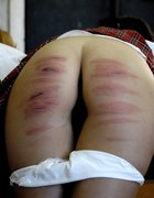 5 young russian girls spanked, pic #13