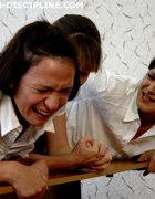5 young russian girls spanked, pic #6
