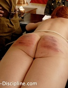 A terribly severe caning, pic #11