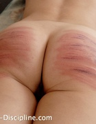 A terribly severe caning, pic #14