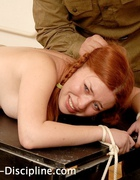 A terribly severe caning, pic #10