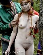 A girl brutally caned, pic #9