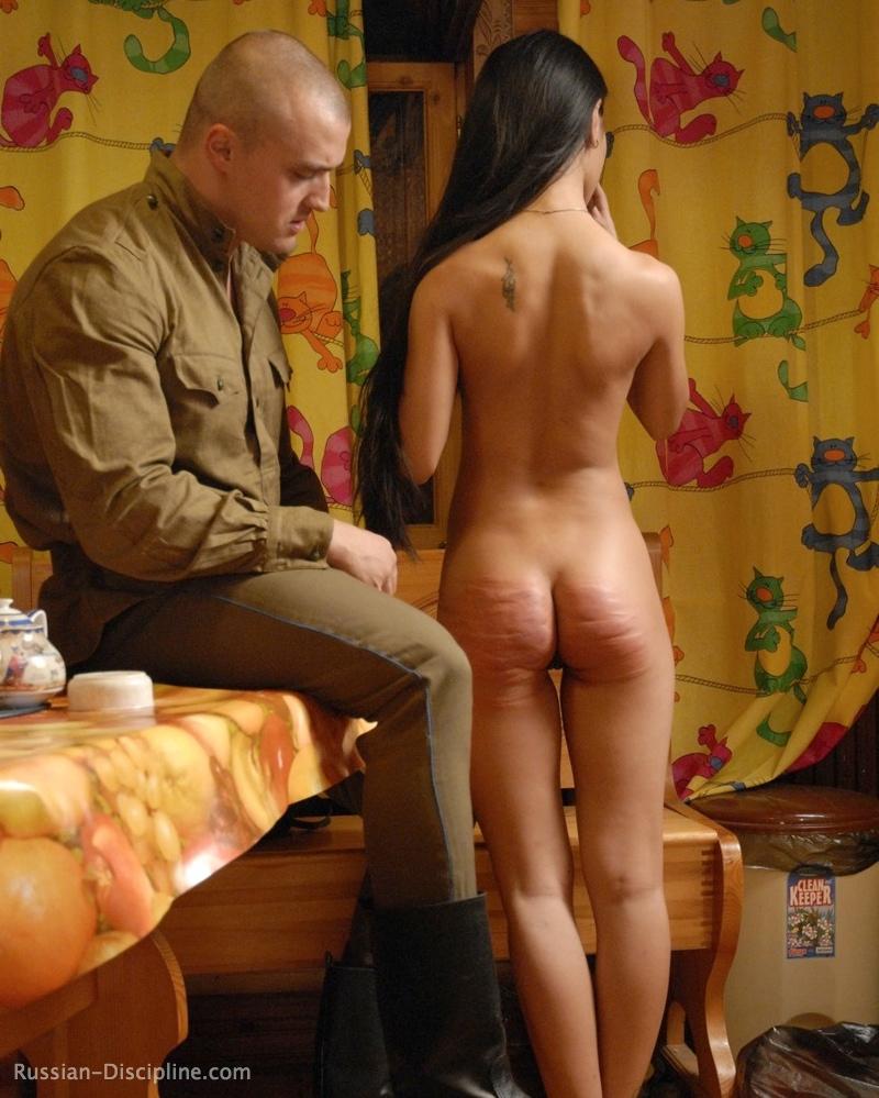 Discipline girls russian families