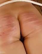 Asian Beauty caned brutally, pic #9