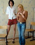 Super slim Russian girl, pic #2
