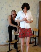 Super slim Russian girl, pic #3