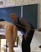 Skinny Russian Student, pic #9
