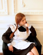 Two Russian girl bottoms beaten, pic #1