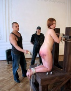 Two Russian girl bottoms beaten, pic #11
