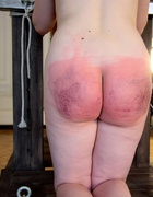 Two Russian girl bottoms beaten, pic #13