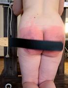 Two Russian girl bottoms beaten, pic #14