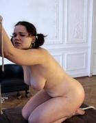 Two Russian girl bottoms beaten, pic #8
