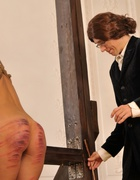 A strong caning for a young Lady, pic #11