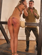 A strong caning for a young Lady, pic #13