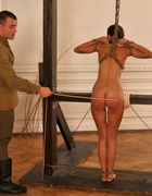 A strong caning for a young Lady, pic #4