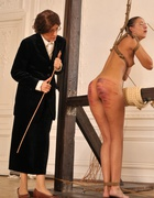 A strong caning for a young Lady, pic #10