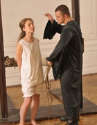 Girl humiliated and caned severely, pic #6