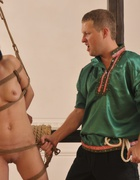 A whipping all over her beautiful body, pic #8