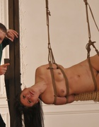 A whipping all over her beautiful body, pic #9