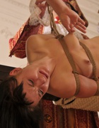A whipping all over her beautiful body, pic #10