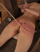 Bound for a strong caning, pic #12
