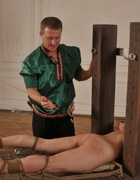 Bound for a strong caning, pic #6