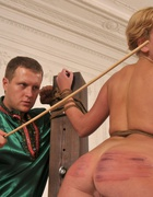 Bound naked to the punishment, pic #12
