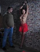 Slave at wall, pic #1