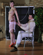Bound girl fucked, pic #4