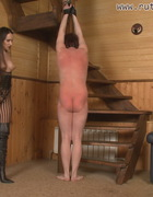 Whipping her slave, pic #7