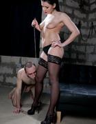 Femdom oral pleasures, pic #2