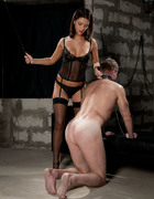 Golden shower for sub, pic #6