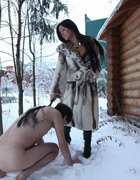 Chilly female domination, pic #11