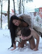 Chilly female domination, pic #12