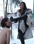 Chilly female domination, pic #10