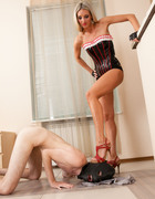 Mistress demands obedience, pic #6