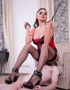 Hirsute pussy dominatrix, pic #12